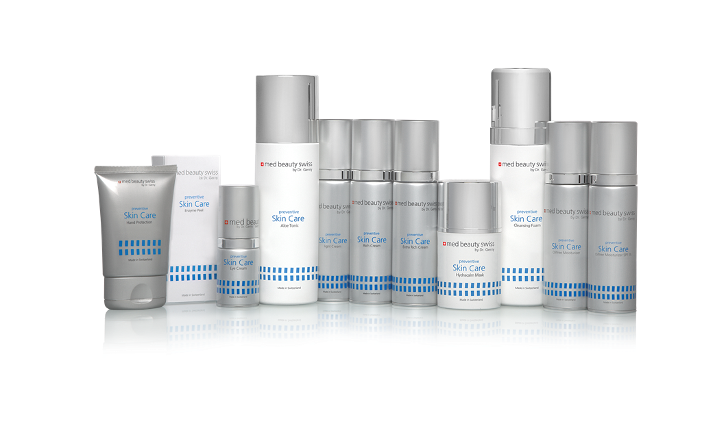 web skin care