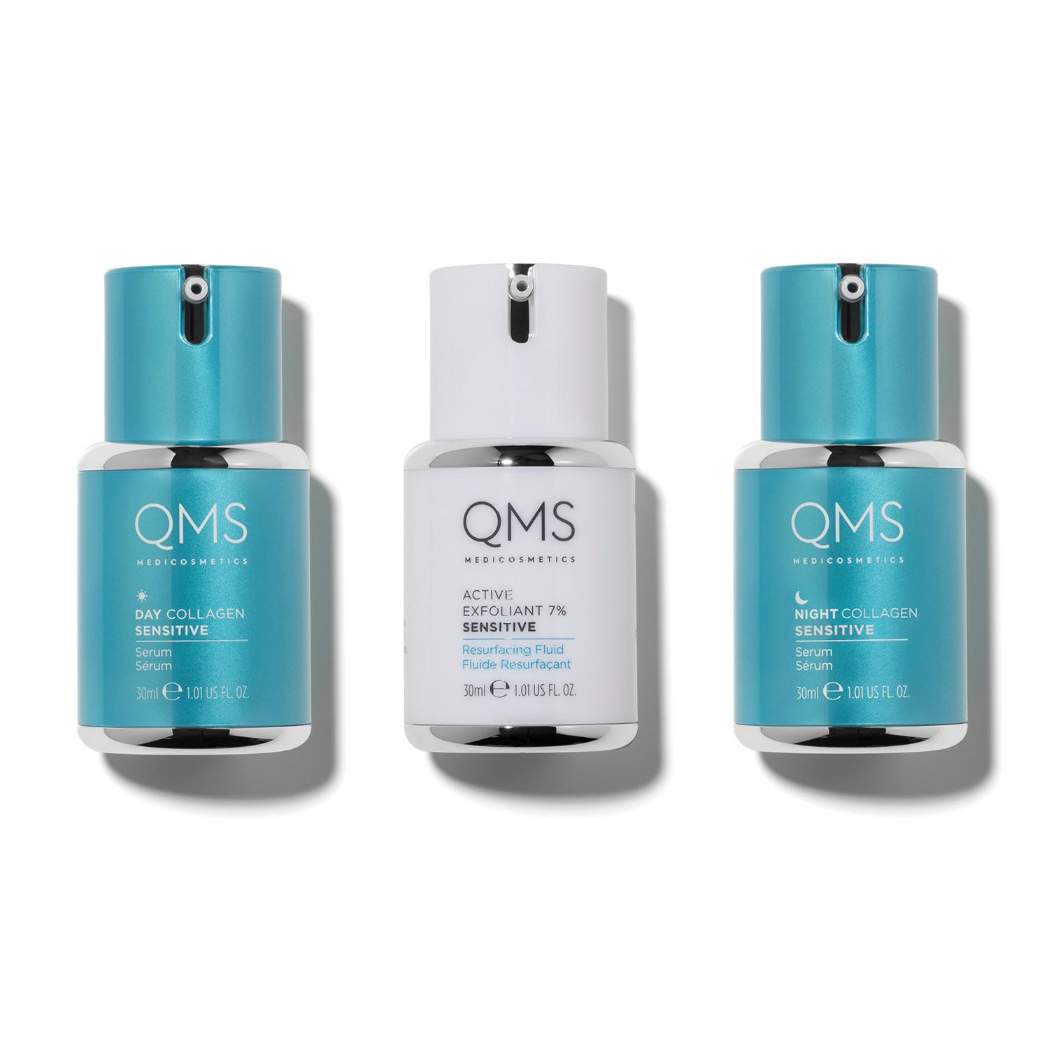 QMS Colagen System Sensitive